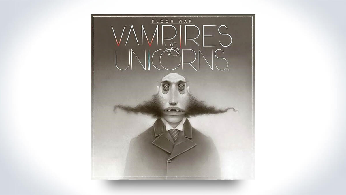 Vampires Vs. Unicorns: Floor War Boxed Card Game