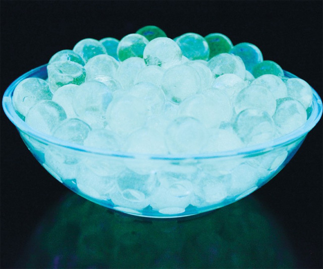 Glow-in-the-Dark Spit Balls