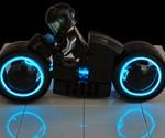TRON LEGO Light Cycle-7935