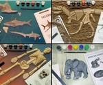 Skullduggery Eyewitness Casting Kits