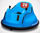 Kidzone Ride-On Spinning Bumper Car