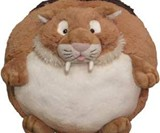 Sabertooth Tiger Squishable