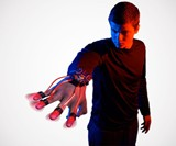 SpyX Light Hand - Glowing Fingers to Navigate the Dark