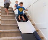 Stairslide - Indoor Slide For Stairs