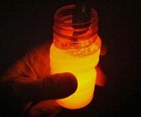 Glow Fusion Bubbles