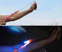 Flying LED Helicopter Toy