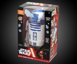 R2-D2 Bubble Machine