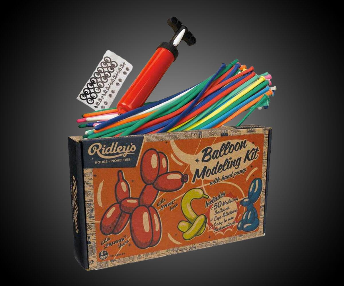 ridley u0026 39 s balloon modeling kit