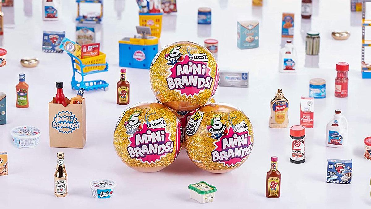Mini Brands Mystery Capsule