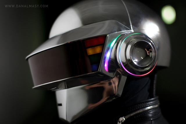 Daft Punk Helmet Replica Dudeiwantthat Com