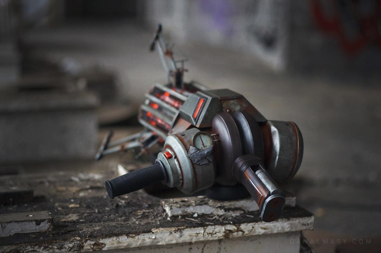 Gravity Gun Replica From Half Life Dudeiwantthat Com