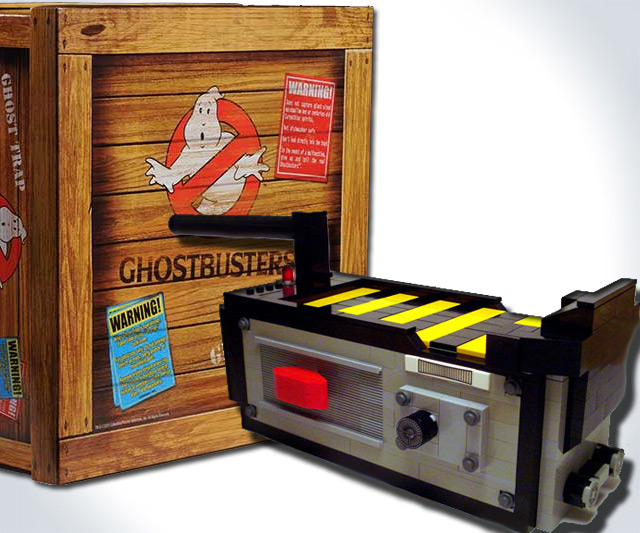 Ghostbusters Ghost Trap Replica