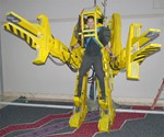 Giant Cardboard Robot Arms Kit