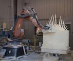 Replica Iron Throne Fabrication Process