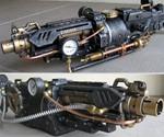The Goliathon Steampunk Gun