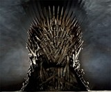 Game of Thrones Series Iron Throne
