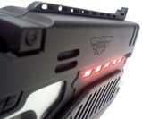 Judge Dredd Lawgiver - Closeup View