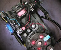 Ghostbusters Proton Backpack Replica