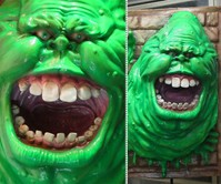 Life-Size Ghostbusters Slimer