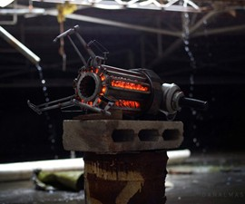 Gravity Gun Replica From Half Life