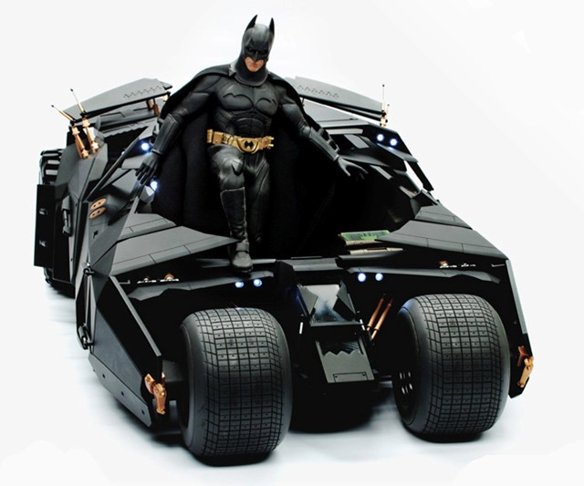 1:6 Scale Dark Knight Batmobile