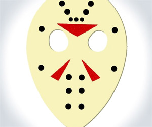 Glowing Friday the 13th Guitar Picks
