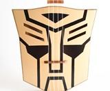 Autobot Transformers Ukulele