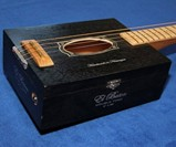 El Baton Cigar Box Guitar
