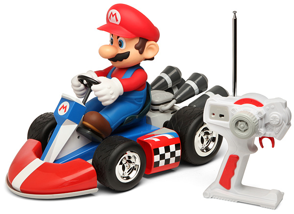 mario kart rc cars. Black Bedroom Furniture Sets. Home Design Ideas