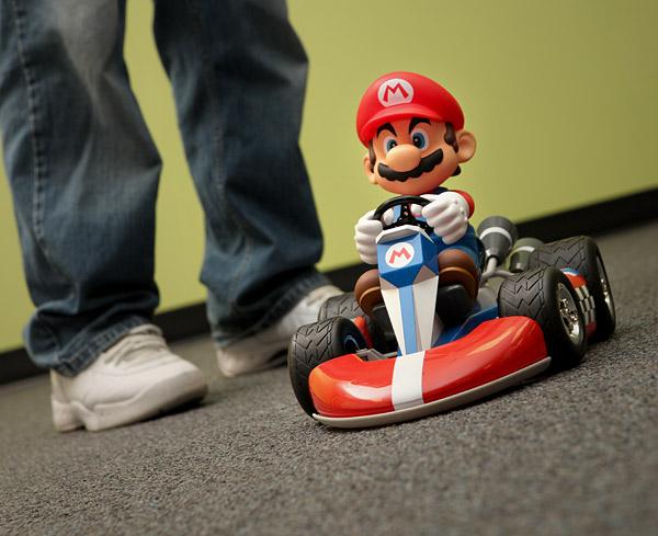 Jump Box For Cars >> Mario Kart RC Cars   DudeIWantThat.com