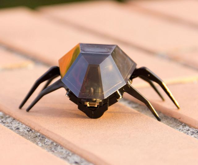iPhone-Controlled Insects