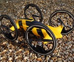 B - The RC Hybrid Car-Helicopter