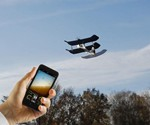 SmartPlane Smartphone-Controlled Aircraft
