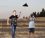 PowerUp FPV - Paper Airplane VR Drone Kit