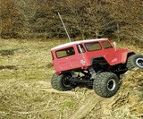 RC Toyota Land Cruiser