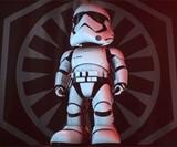 Star Wars First Order AR Stormtrooper Robot