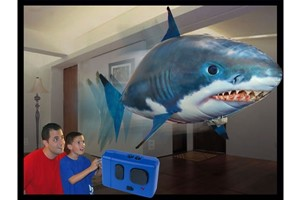 Flying Shark Air Swimmers