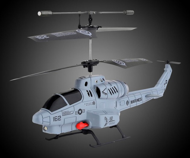 iOS Cobra iHelicopter with Missile Fire