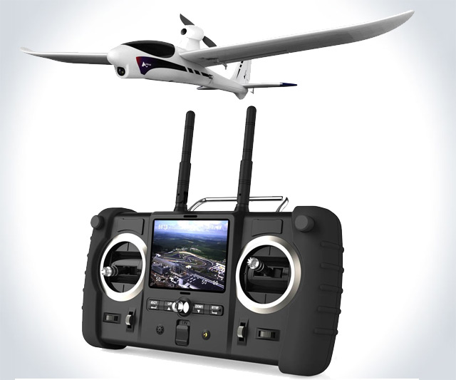 SpyHawk FPV Plane
