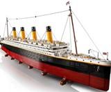 9,090-Piece LEGO Titanic