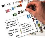 Blackmail Postcards