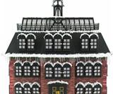Christmas Vacation Advent House Calendar