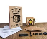 FlipBooKit Maker Kit - DIY Hand-Cranked Movie