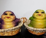 Handmade Baby Jabba Dolls
