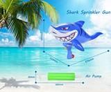 Inflatable Shark Squirt Gun
