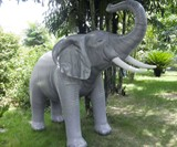Life-Size Inflatable Elephant