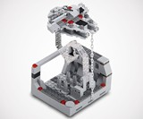 Millennium Falcon Tensegrity Building Kit