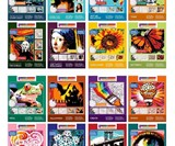 StickTogether Mosaic Puzzle Posters