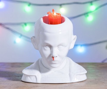 Stranger Things Eleven Bleeding Nose Candle