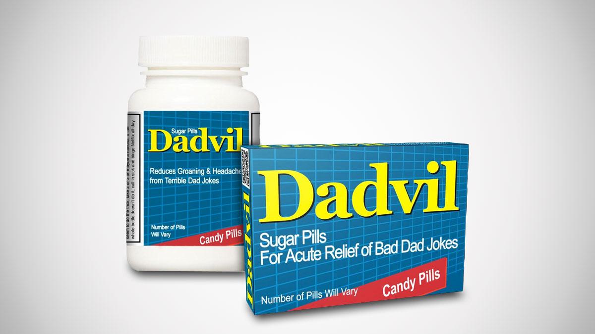 Rx Grins Parody Medicines